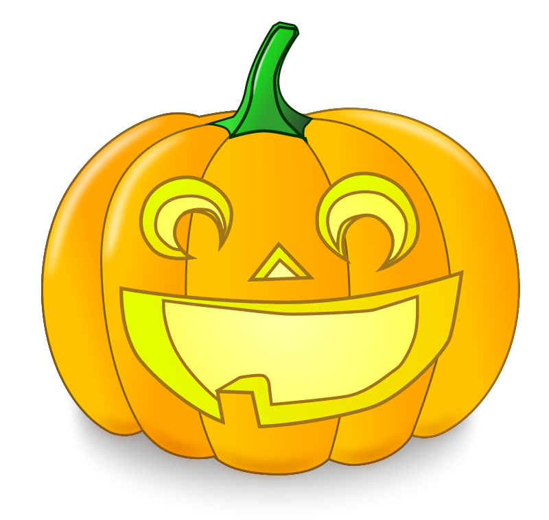 Free Colored: Pumpkin