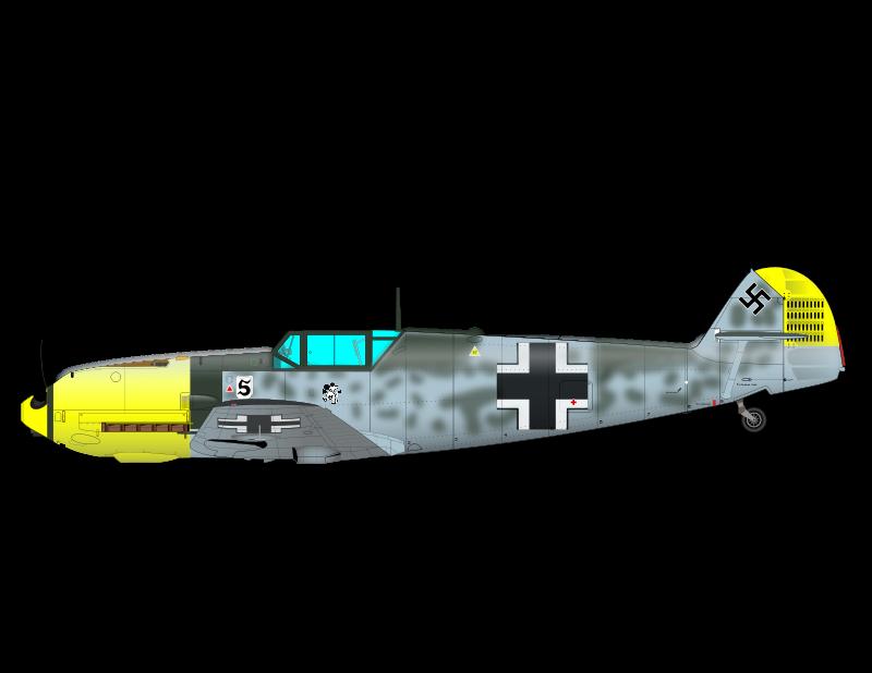 Free ME-109