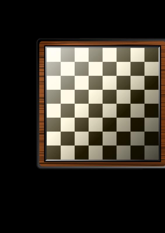 Free chessboard
