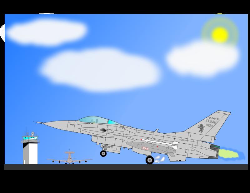 Free F-16