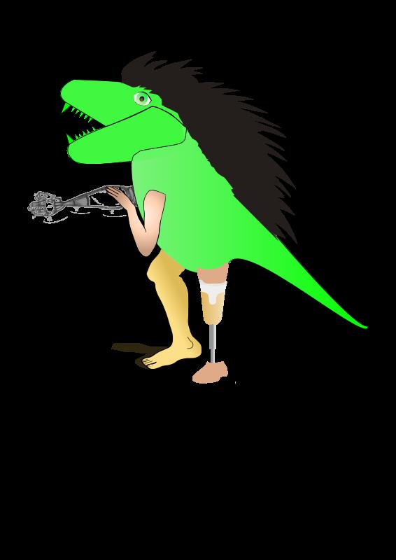 Free Dinoman