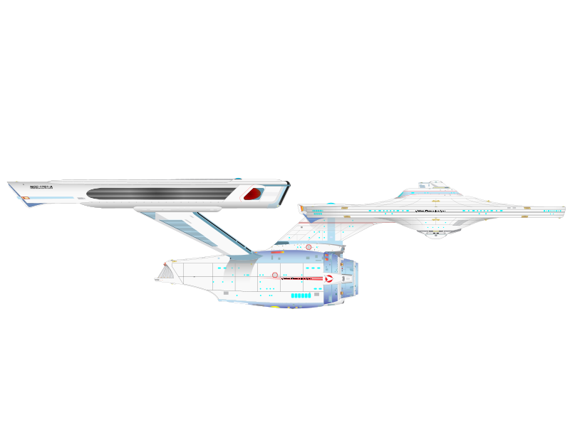 Free NCC-1701-A