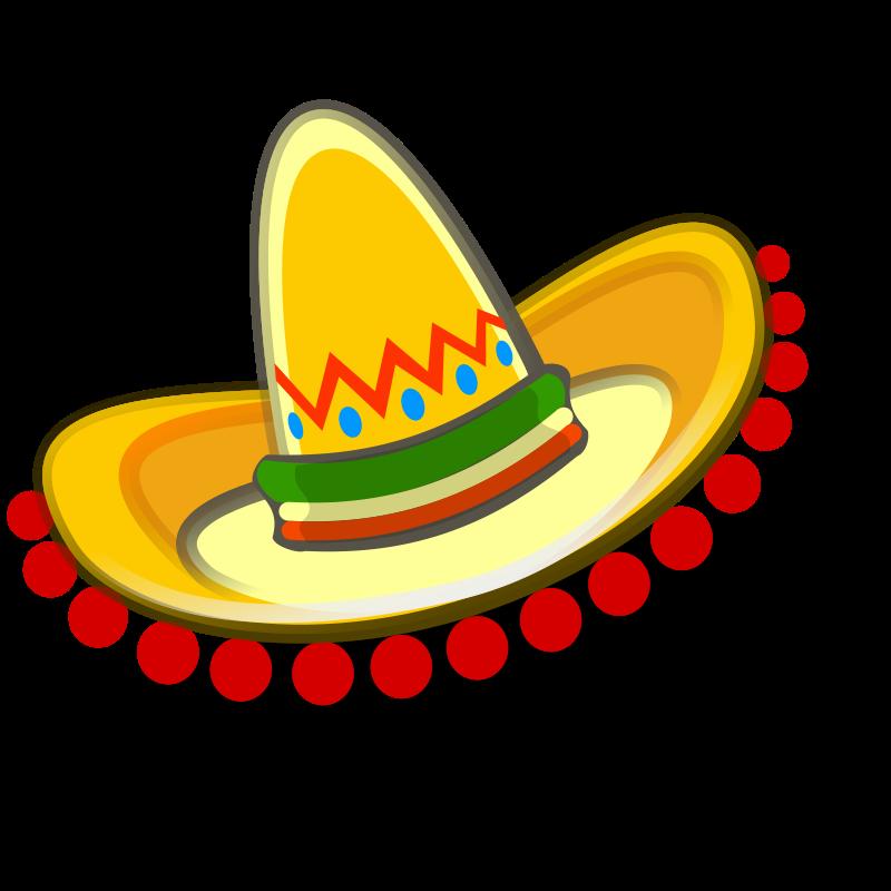 Free sombrero