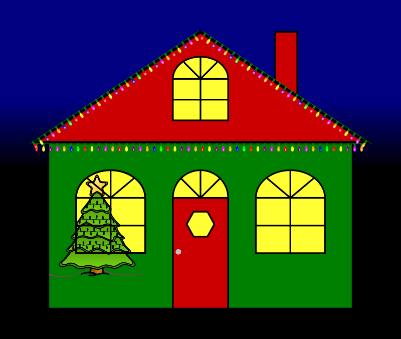 Free Clipart: House with Christmas Lights | JayNick on home clip art heart, home icon vector, home health clip art, home in heaven clip art, home icon clip art, home plate clip art, home and family clip art, home graphics free, home depot clip art, house logos free, home living clip art, home cartoon clip art, home electrical, home clip art poison, home building clip art, home logo clip art, home furniture clip art, home sold clip art, abandoned houses for free, home clip art transparent,