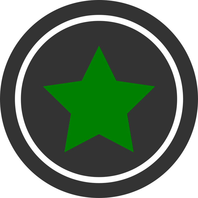 Free Esperanto Badge