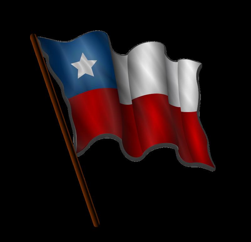 Free Chilean Flag 7