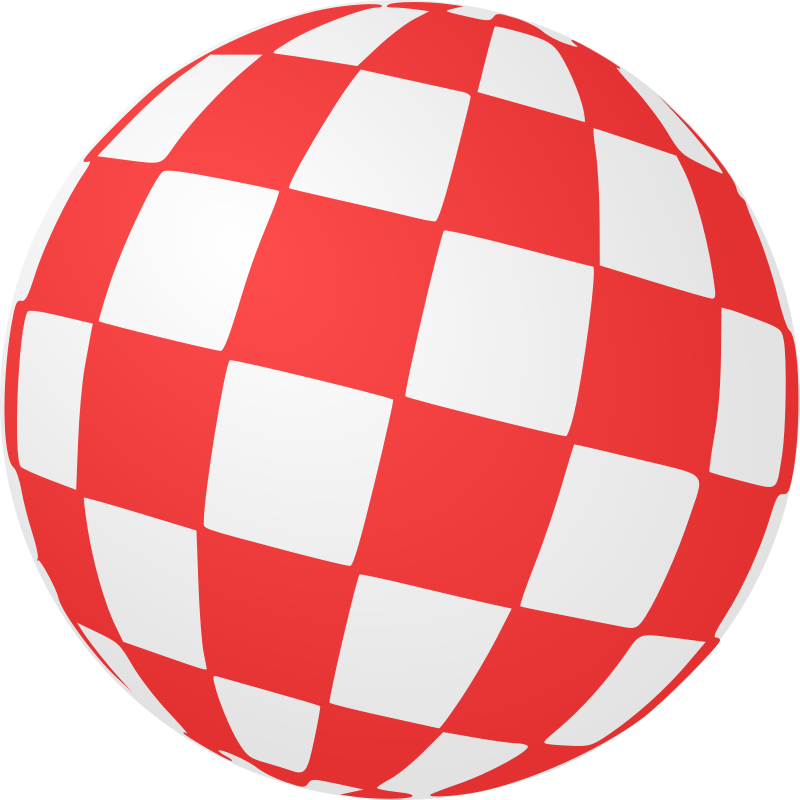 Free Checkered Ball