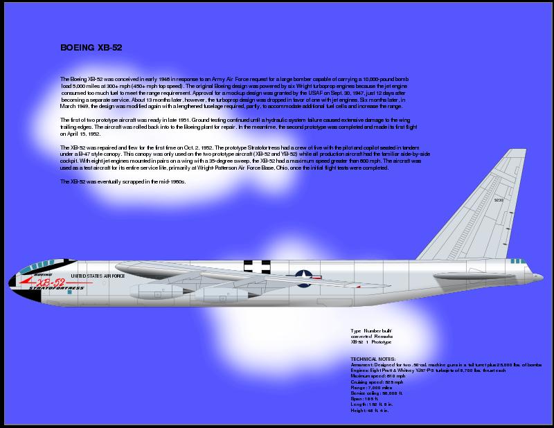 Free XB-52