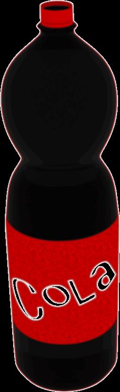 Free cola bottle
