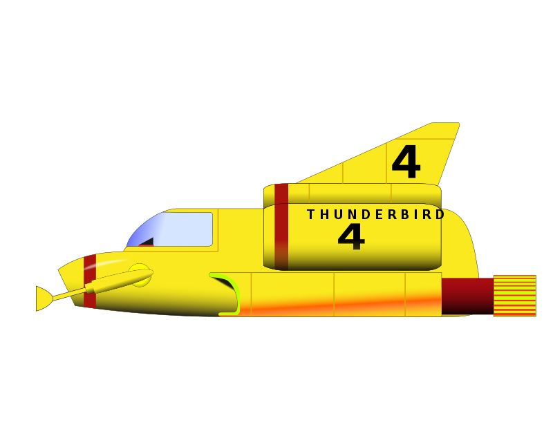 Free THUNDERBIRD 4