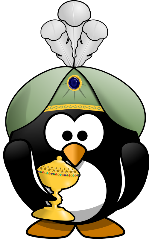 Free Oriental Penguin 2 - no mask