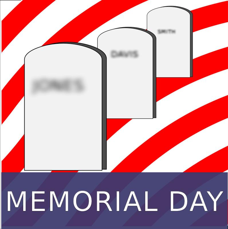 Free Memorial Day (US)