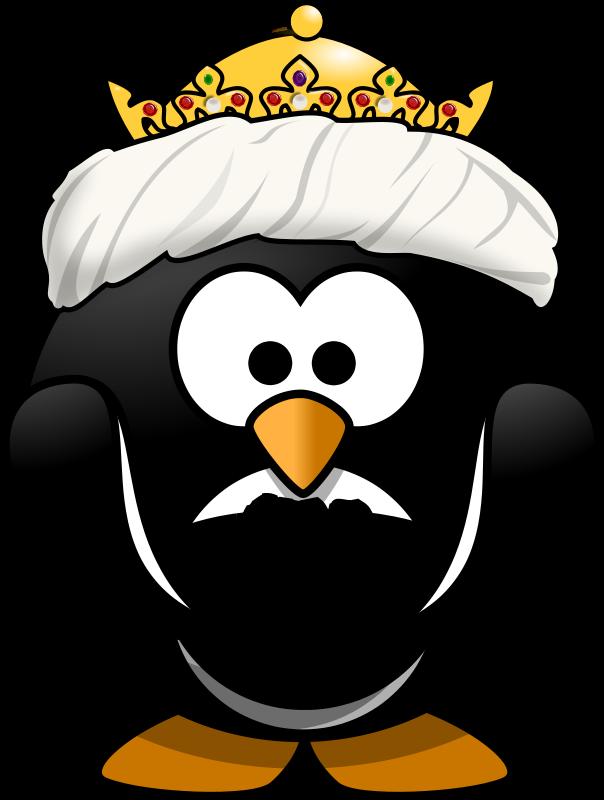 Free Oriental Penguin 3