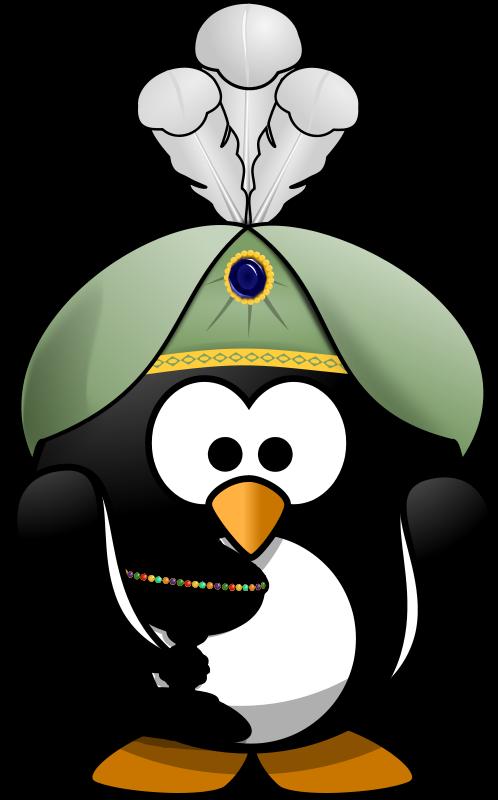 Free Oriental Penguin 2