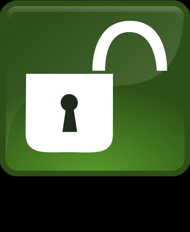 Free Opened lock