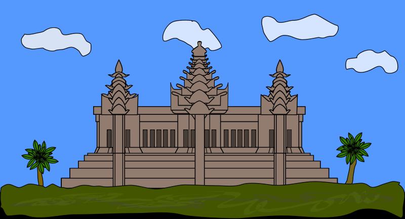 Free Angkor Wat - Cambodia