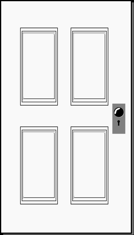 sc 1 st  1001FreeDownloads.com & Free Clipart: Door | algotruneman