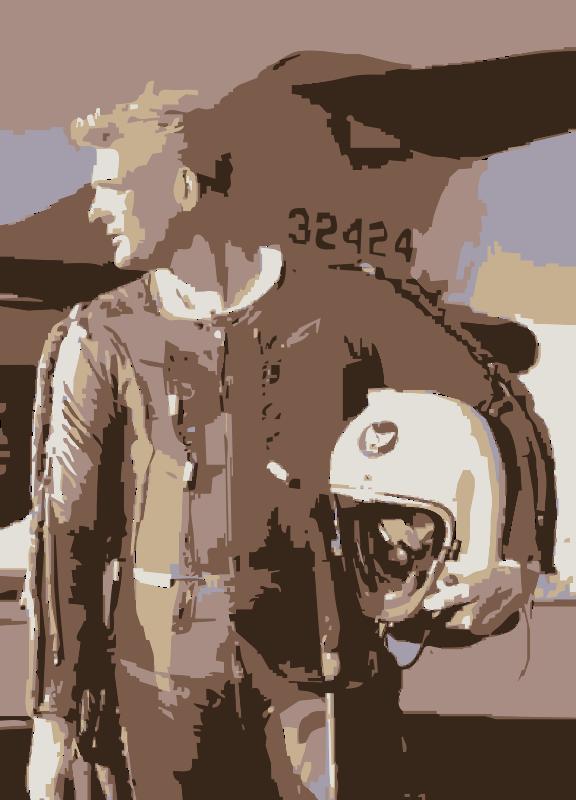 Free NASA flight suit development images 351-373 20