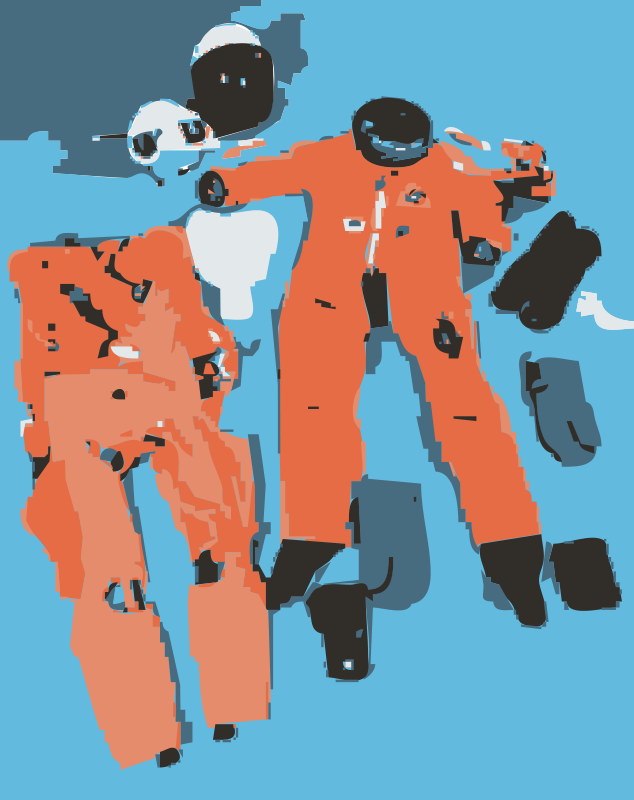 Free NASA flight suit development images 351-373 12