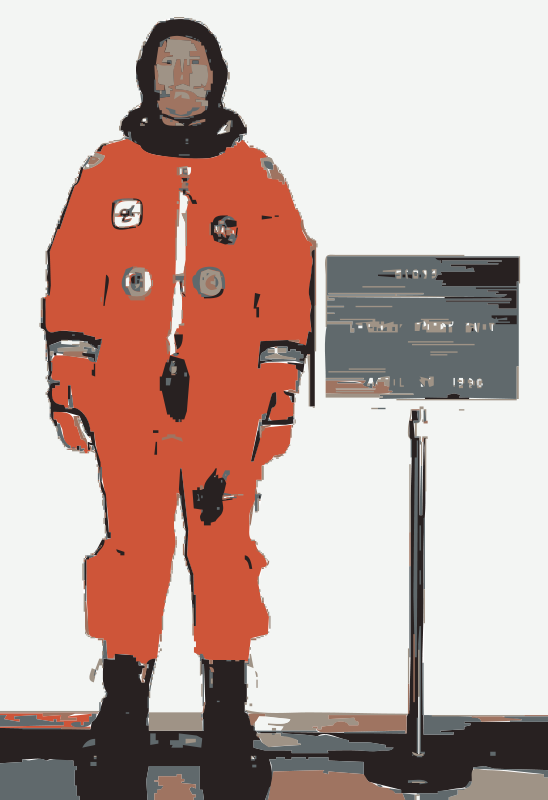 Free NASA flight suit development images 351-373 8
