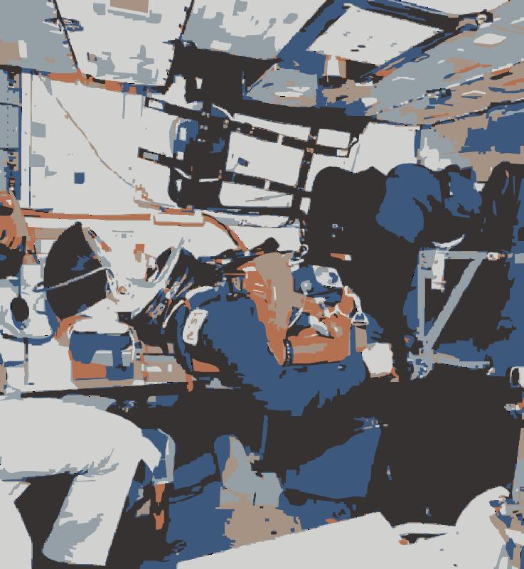 Free NASA flight suit development images 351-373 7