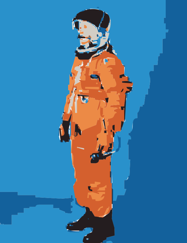 Free NASA flight suit development images 351-373 5