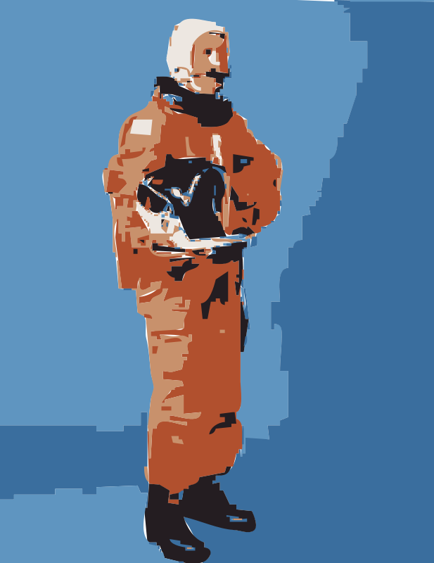Free NASA flight suit development images 351-373 4