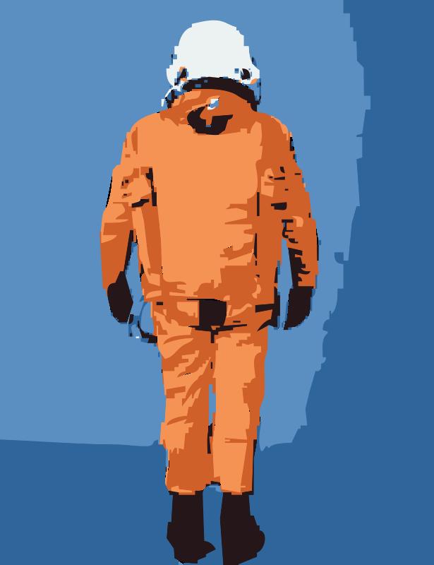 Free NASA flight suit development images 351-373 3