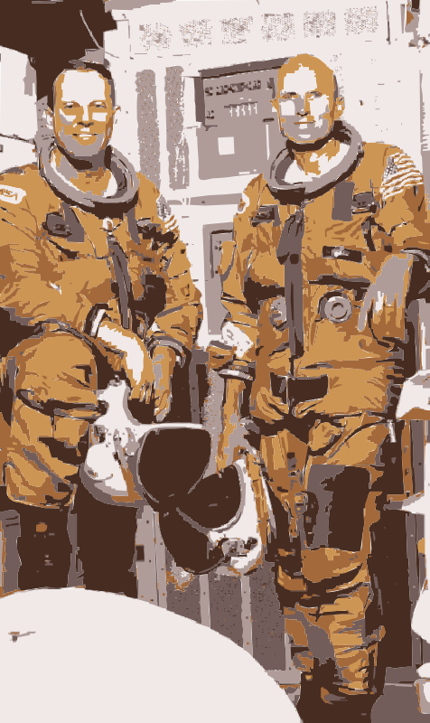 Free NASA flight suit development images 325-350 13