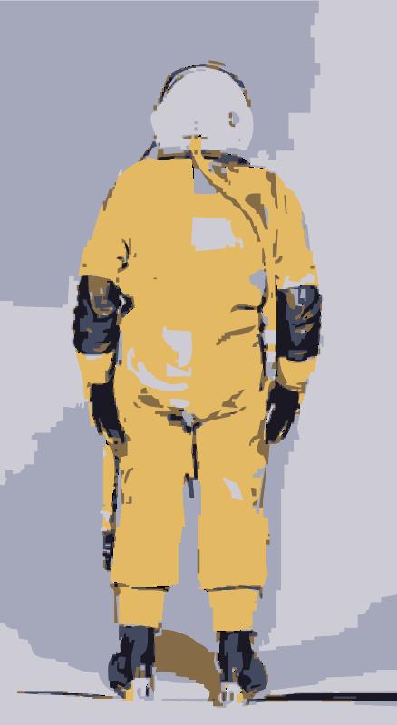 Free NASA flight suit development images 325-350 12
