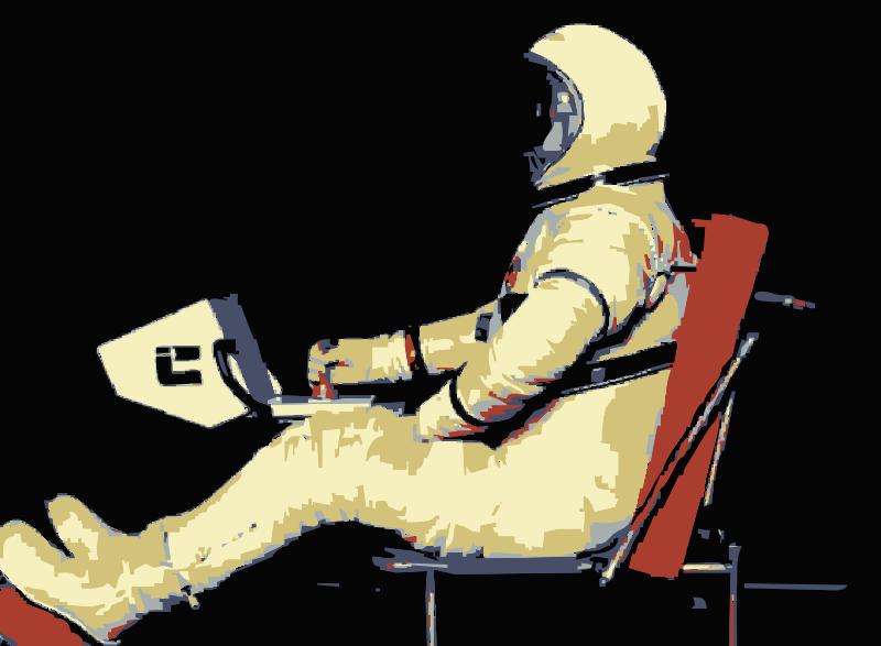 Free NASA flight suit development images 325-350 9