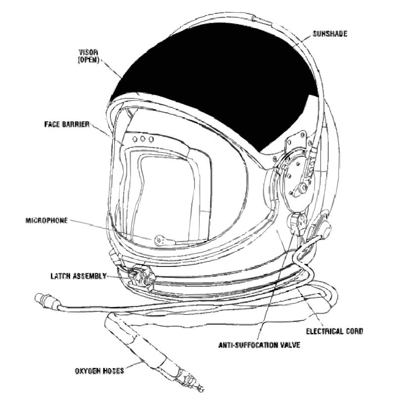 Free NASA flight suit development images 276-324 47