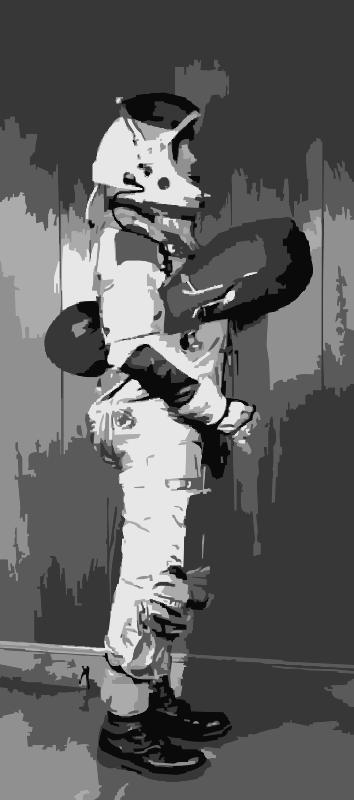 Free NASA flight suit development images 276-324 25
