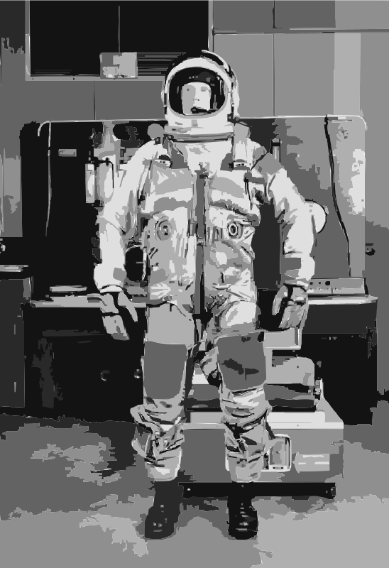Free NASA flight suit development images 276-324 22