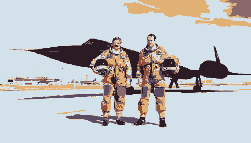 Free NASA flight suit development images 276-324 21