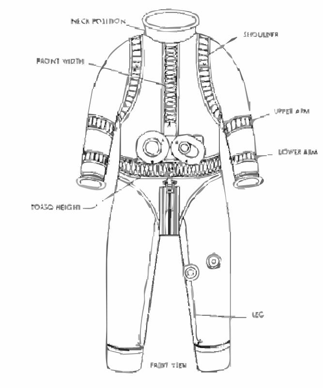 Free NASA flight suit development images 276-324 19