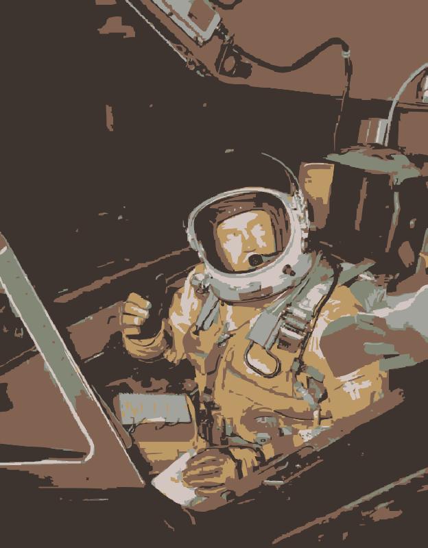 Free NASA flight suit development images 276-324 15