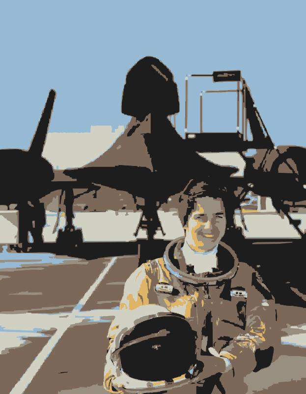 Free NASA flight suit development images 276-324 14