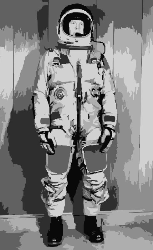 Free NASA flight suit development images 276-324 11