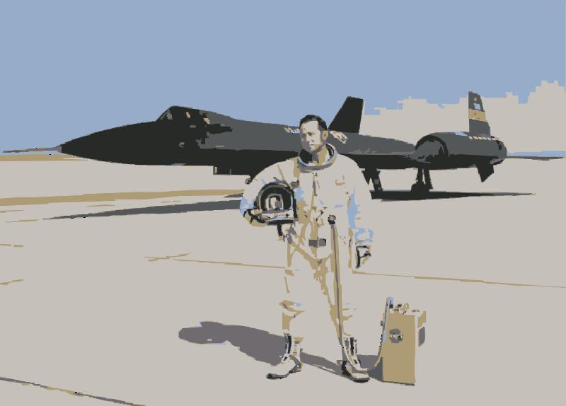 Free NASA flight suit development images 253-275 17