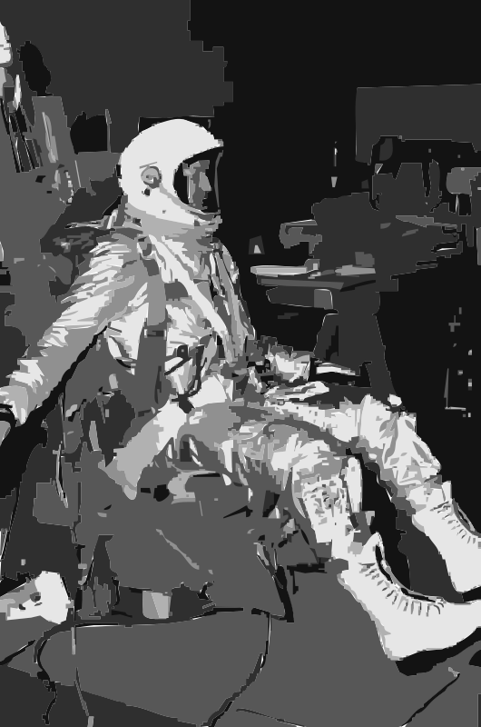 Free NASA flight suit development images 253-275 13