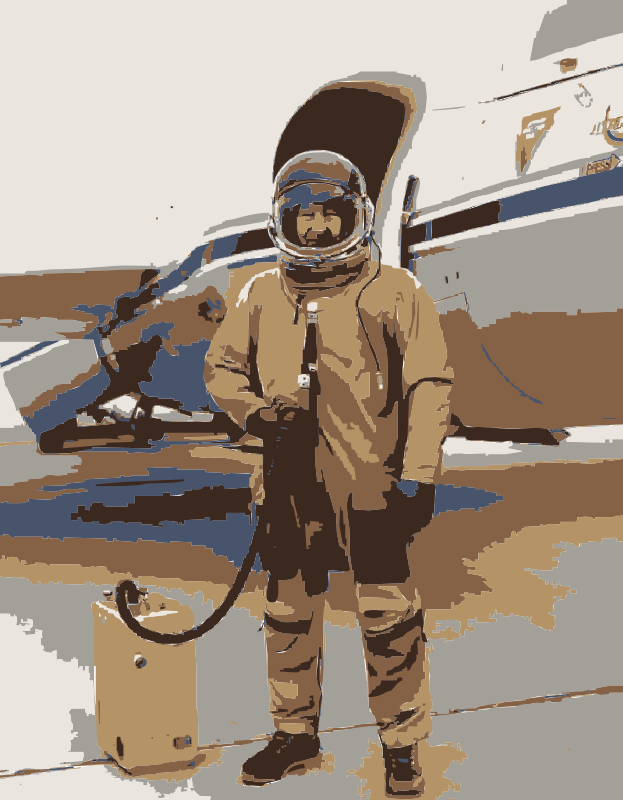 Free NASA flight suit development images 253-275 8