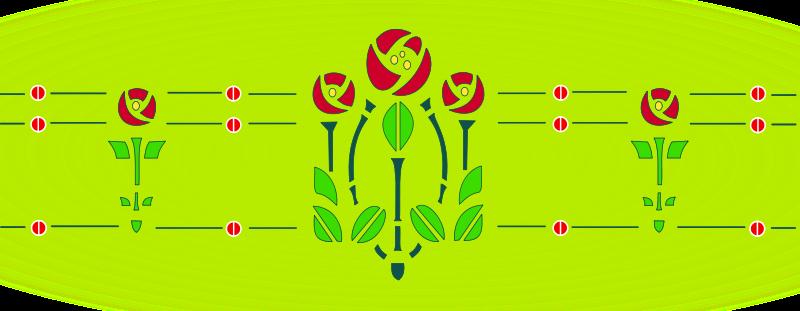 Free Glasgow Rose