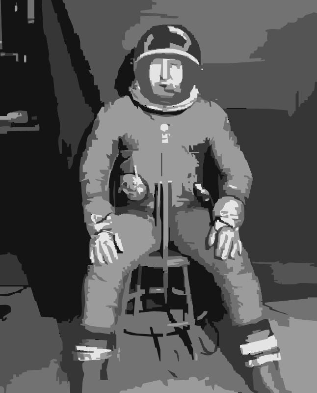 Free NASA flight suit development images 223-252 29