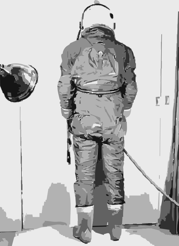 Free NASA flight suit development images 223-252 24