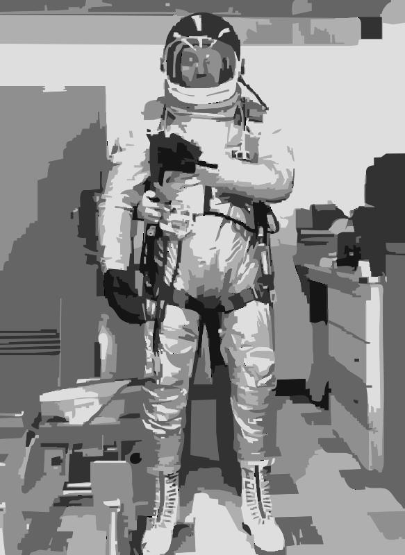 Free NASA flight suit development images 223-252 22