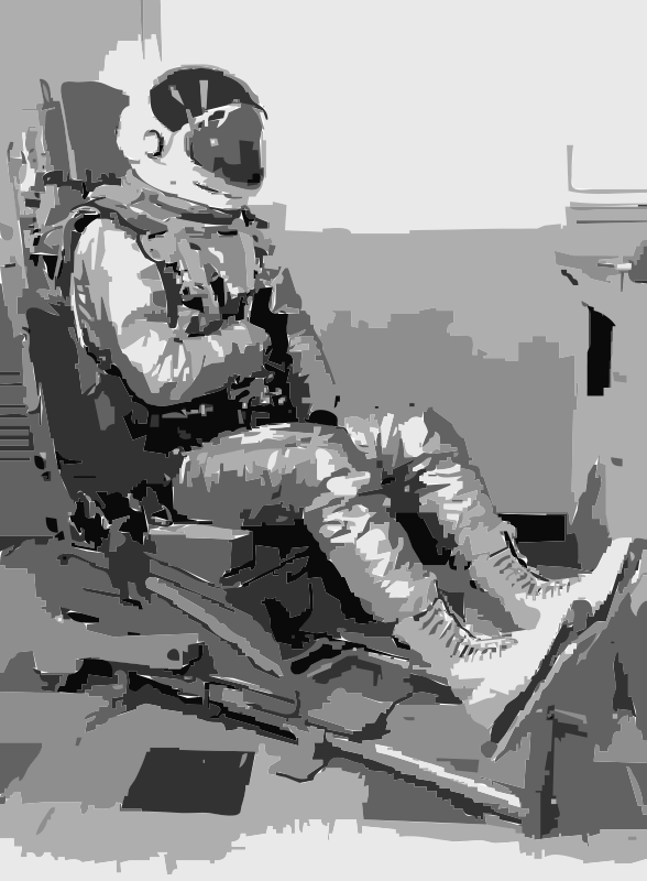 Free NASA flight suit development images 223-252 21