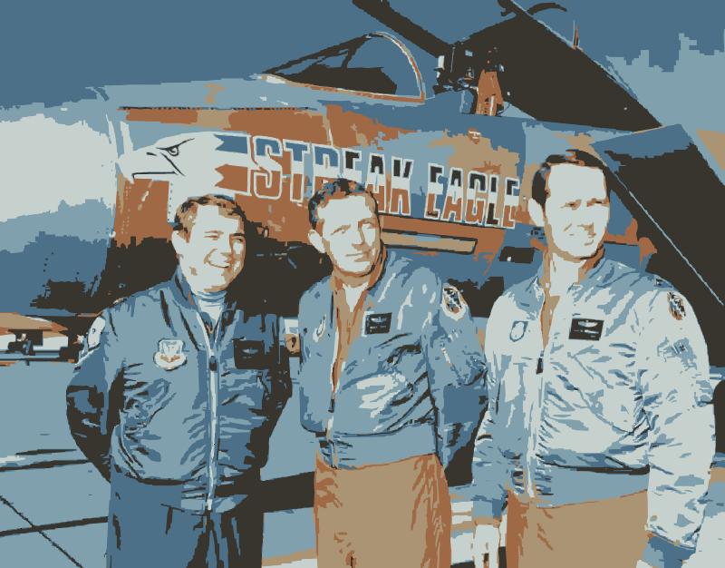 Free NASA flight suit development images 223-252 10