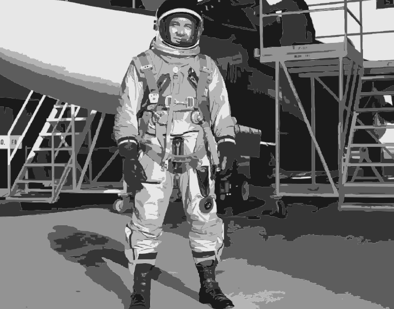 Free NASA flight suit development images 223-252 2