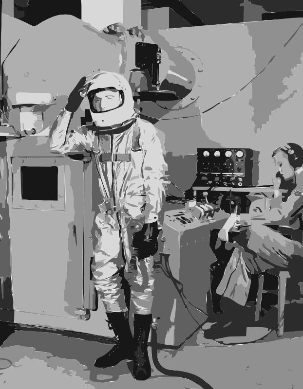 Free NASA flight suit development images 20